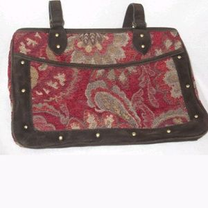 Carpet Bag Paisley Deaign